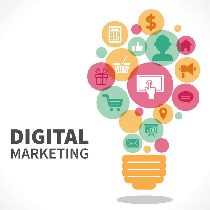 دیجیتال مارگتینگ