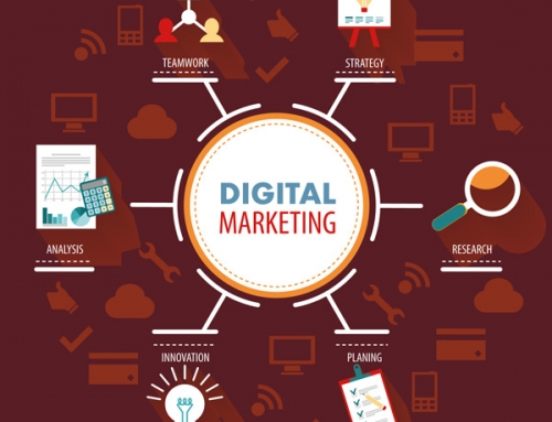 خدمات دیجیتال مارکتینگ شرکت مکعب برای بازاریابان اینترنتی