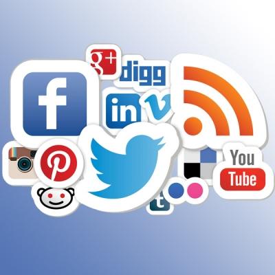 حضور در شبکه های اجتماعی