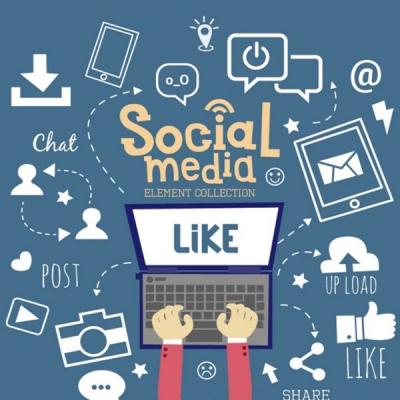 وب سایت رسانه های اجتماعی