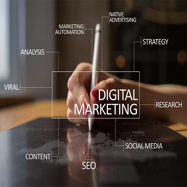 پیاده سازی استراتژی دیجیتال مارکتینگ