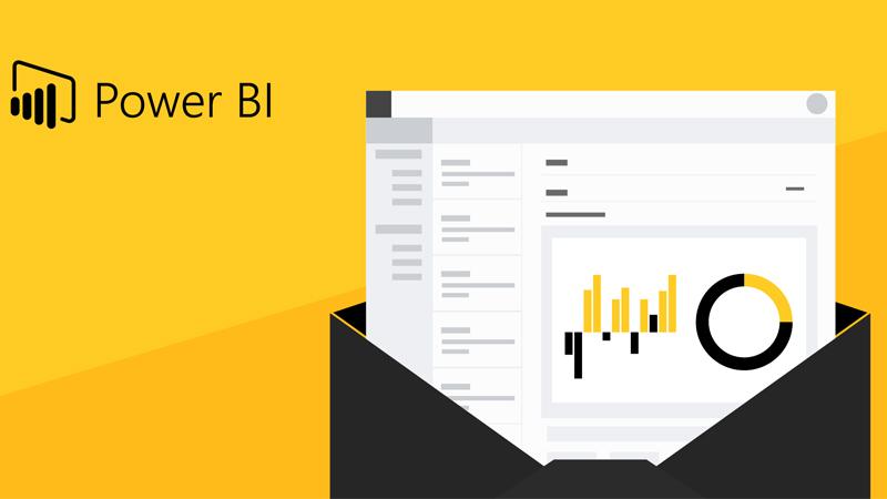 داشبورد مدیریتی در پاور بی آی Power BI